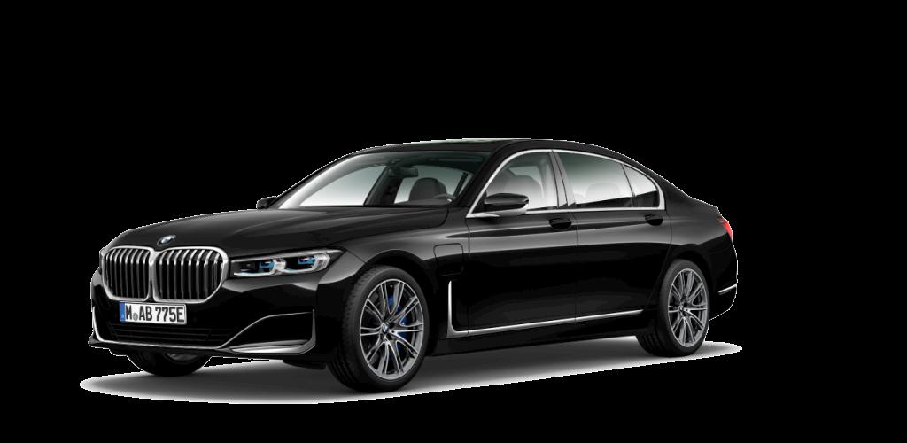 BMW 745e Berline